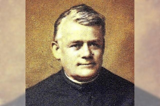 Seligsprechung von Pater Jordan