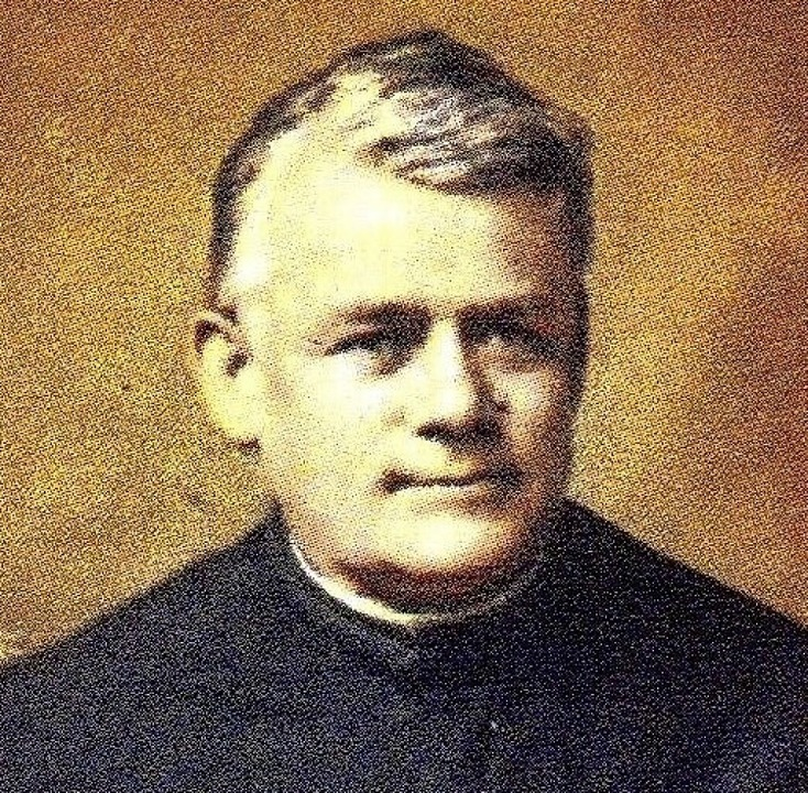 Pater Jordan   | Foto: SDS-Archiv