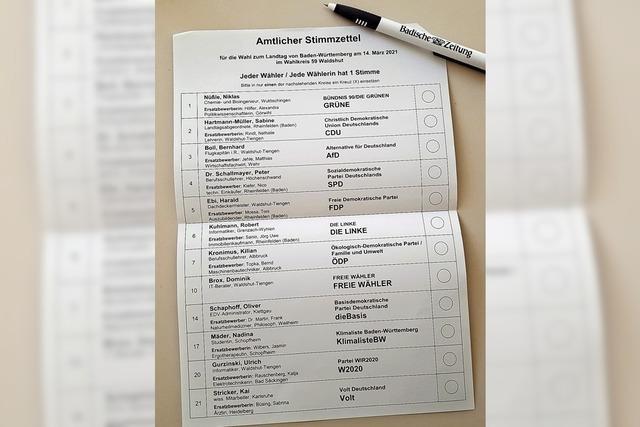 In 23 Gemeinden wird gewählt