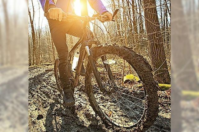 Kein MTB-Trail am Weiler Tüllinger