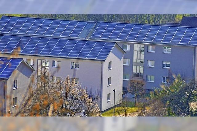 Ein Schritt zur Energiewende