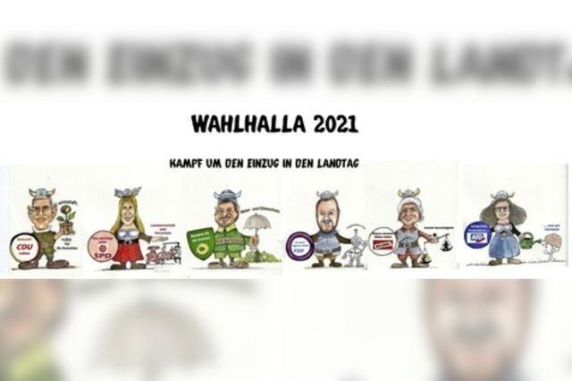 Schlussspurt im Landtagswahlkampf