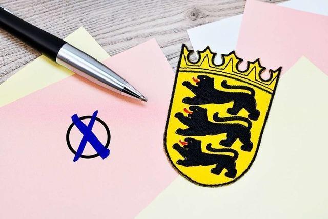 So war der BZ-Abend der Landtagswahl in Baden-Württemberg