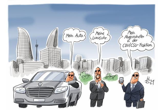 Deutsche Must-Haves in Aserbaidschan