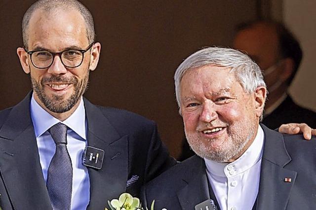 Ex-Mönch Anselm Bilgri ehelicht Mann