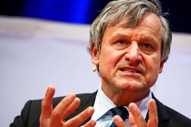 Kühler Analyst mit Ausdauer: FDP-Spitzenkandidat Hans-Ulrich Rülke