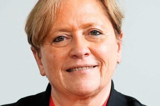 Macherin mit Mut zum Risiko: CDU-Spitzenkandidatin Susanne Eisenmann