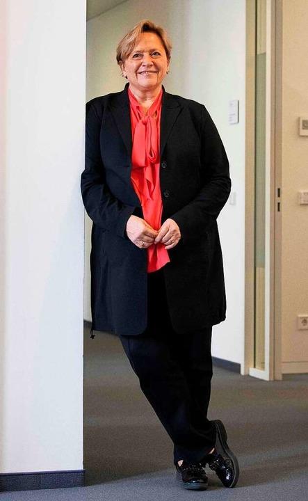 CDU-Spitzenkandidatin Susanne Eisenmann FOTO: Thomas Kienzle (AFP)    Foto: THOMAS KIENZLE (AFP)