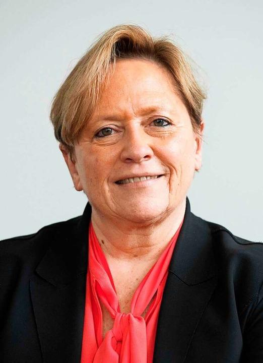 CDU-Spitzenkandidatin Susanne Eisnemann FOTO: Thomas Kienzle (AFP)    Foto: THOMAS KIENZLE (AFP)