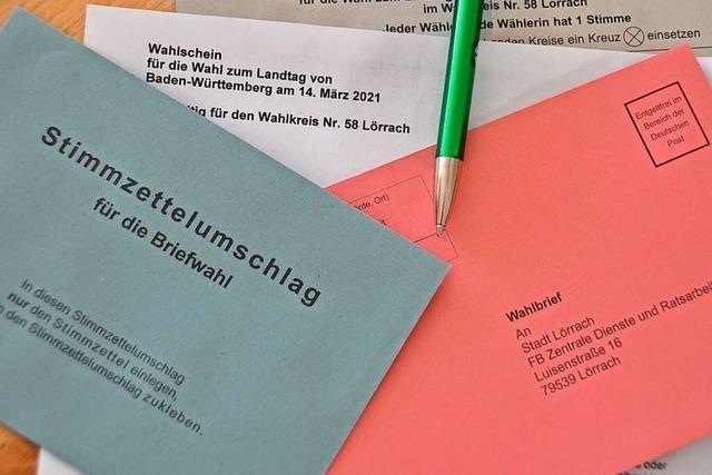 Das sind die Fakten zur Landtagswahl im Wahlkreis Lörrach