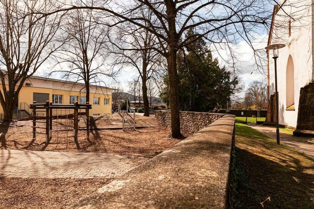 Der Schulhof  der Grundschule an der Hauptstraße soll erweitert werden.  | Foto: Hubert Gemmert