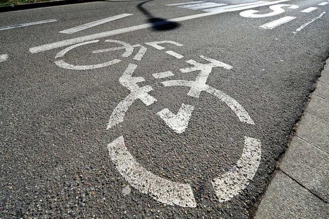 Die Polizei will ein Auge auf die Radler in Freiburg haben