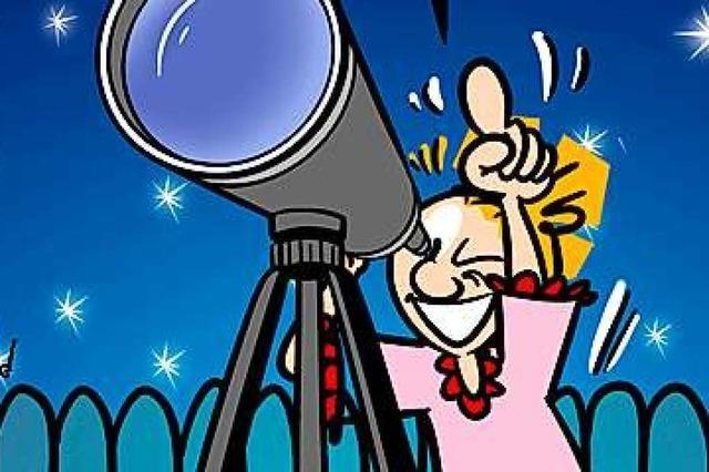 Lucy Backfisch: Das Teleskop