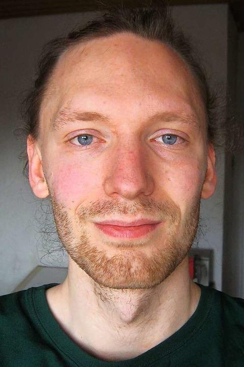 Fledermausexperte Levin Weißpfennig  | Foto: Weißpfennig