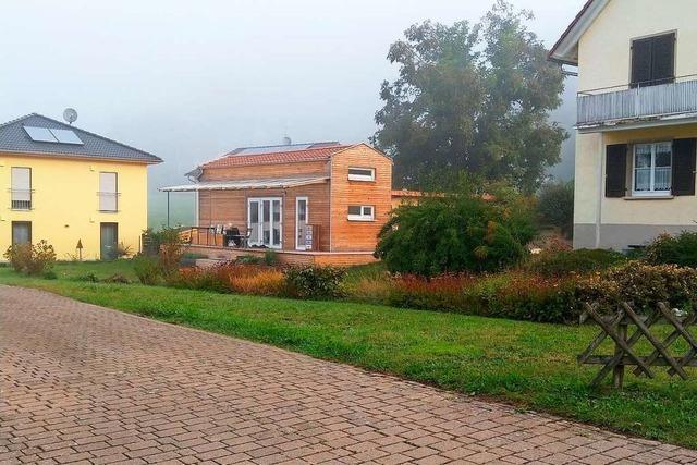 Löffingen erlaubt den Bau von 21 Tiny-Häusern