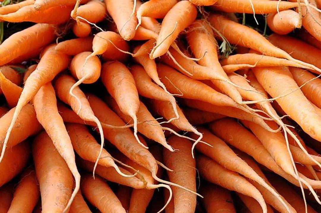 Karotten    Foto: Ingo Wagner