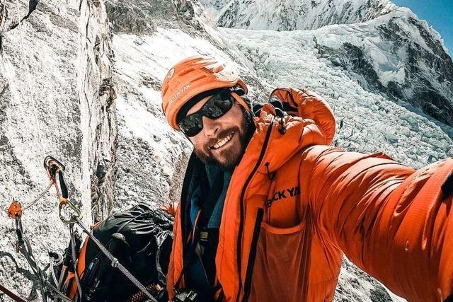 Daniel Hug ist Model, Fotograf und Lawinenforscher