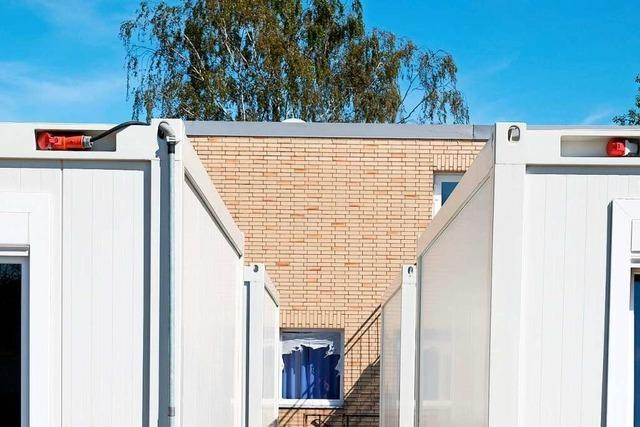 Heitersheim braucht neue Unterkunft für Geflüchtete