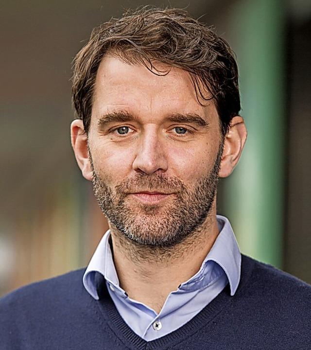 Florian Antony vom Öko-Institut  | Foto: Öko-Institut e.V.