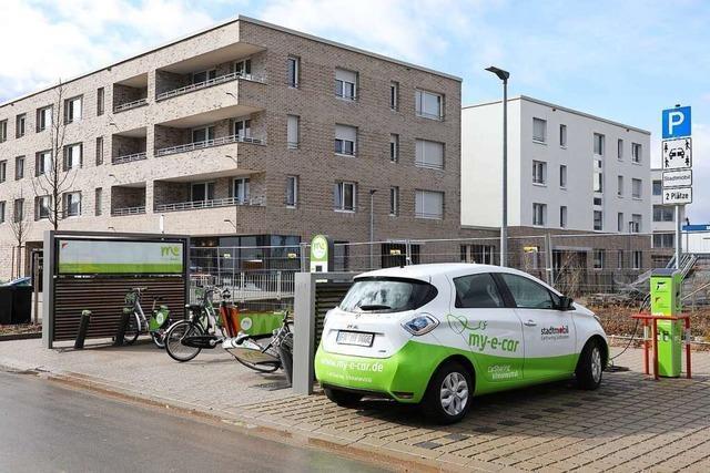 150 Mobilitätsstationen sind in zehn Ortenauer Städten und Gemeinden geplant