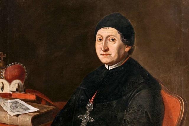 Warum der Abt Martin Gerbert aus St. Blasien die Musik liebte