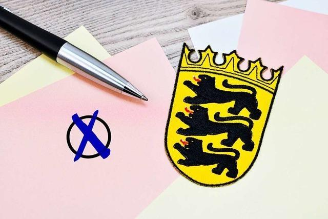 Alle Fragen zur Landtagswahl 2021 in Baden-Württemberg