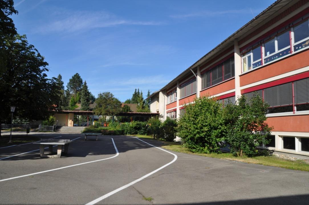 Die Max-Metzger-Grundschule verfügt üb...ennte Gebäude – hier der Neubau.    Foto: Nicolai Kapitz