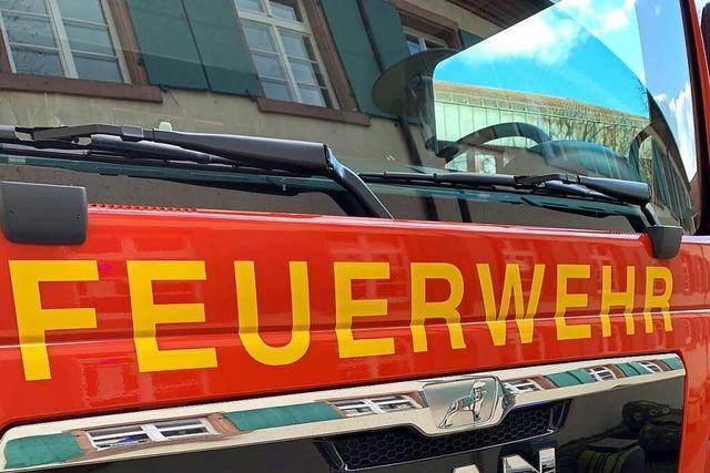 Brandmeldeanlage verhindert Großbrand in Offenburger Reha-Werkstatt