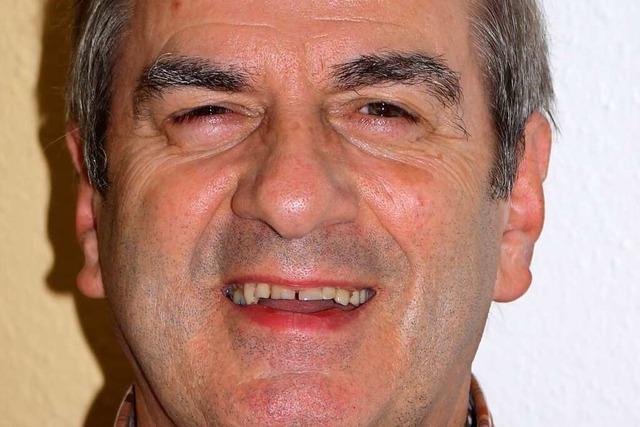 Seit fast 50 Jahren ist Wilfried Bartsch in Weil als Klempner unterwegs