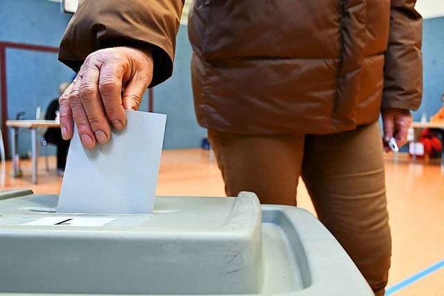 Fotos: Die Landtagswahl 2021 im Landkreis Lörrach