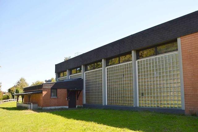 Der Anbau an die Fridolinhalle in Degerfelden soll kommen