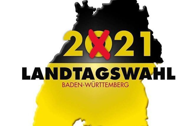 Landtagswahl: Die Ergebnisse im Wahlkreis Lörrach