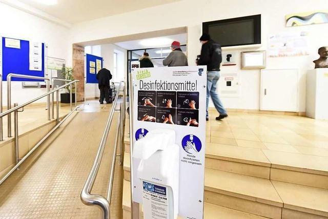 In Freiburg gibt's wenig Andrang in den Wahllokalen