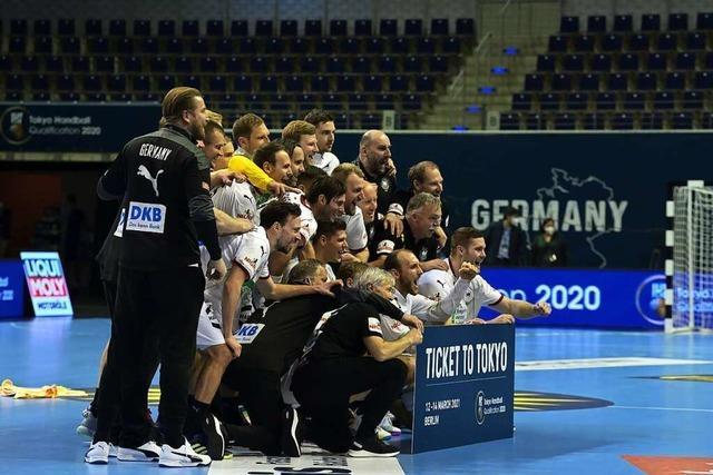 Die deutschen Handballer bereichern Olympia
