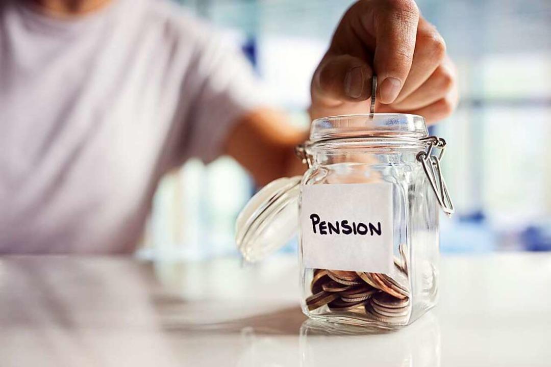 Pension Für Beamte