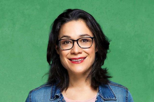 Nadyne Saint-Cast holt für die Freiburger Grünen das Direktmandat im Wahlkreis Freiburg II