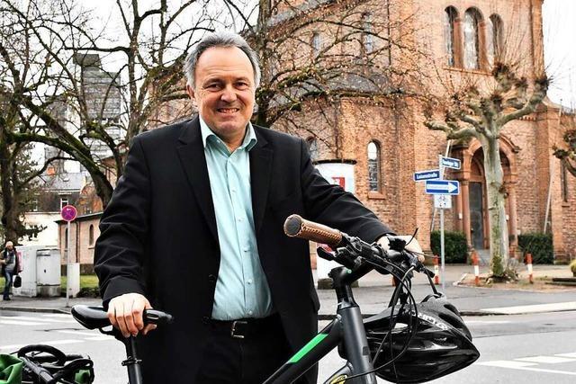 Josha Frey (Grüne) gewinnt erneut das Direktmandat im Wahlkreis Lörrach