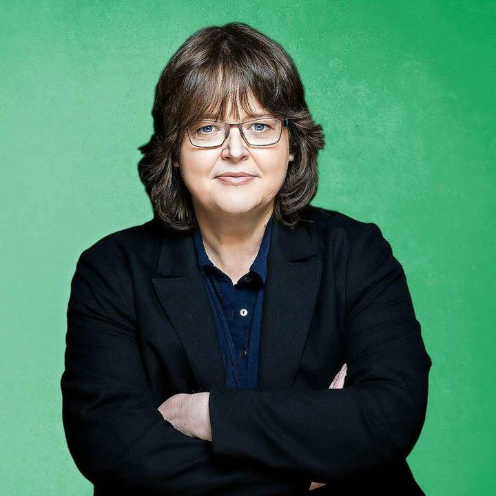 Daniela Evers hat den Wahlkreis 46 (Freiburg I) gewonnen  | Foto: grüne