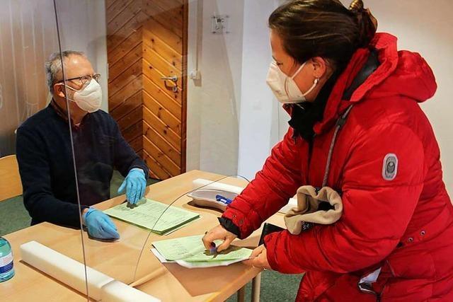 Wahlergebnis im Dreisamtal: Heimatbonus für Manuel Herder