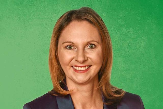 Sandra Boser (Grüne) holt erneut das Direktmandat im Wahlkreis Lahr