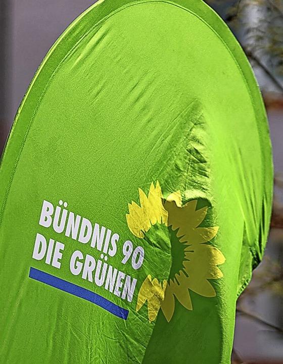 Die Grünen sind nun  Volkspartei – zumindest im Südwesten.  | Foto: Michael Reichel (dpa)