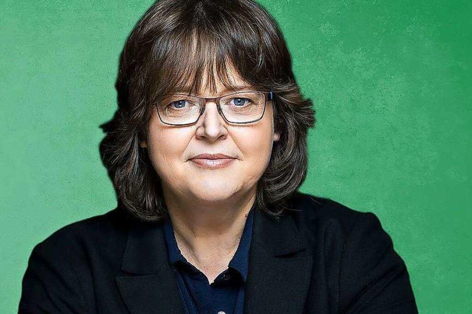 Der Wahlkreis 46 Freiburg I (Ost) geht an die Grünen: Daniela Evers holt mit einem 20-Prozent-Vorsprung das Direktmandat. Sie bekam 40,2 Prozent der Stimmen. Der Klimaschutz und die Mobilitätswende sind der gebürtigen Freiburgerin   wichtige Anliegen. (Foto: grüne)