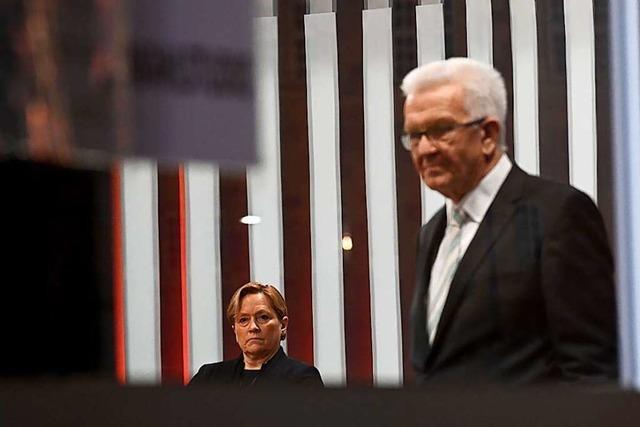 Winfried Kretschmann, ein Glücksfall für die Grünen