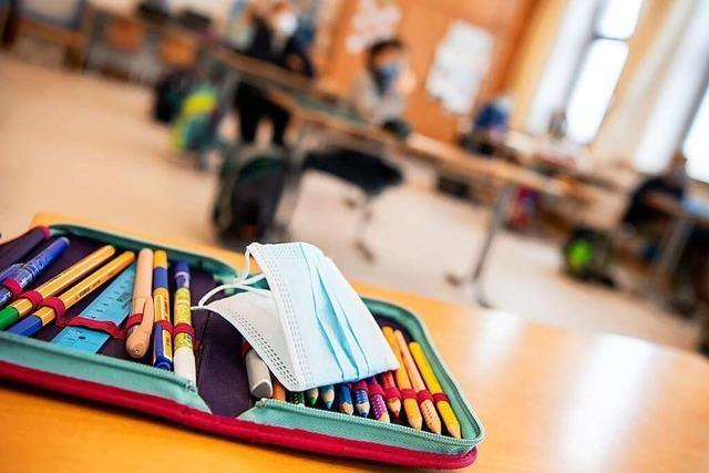 Präsenzunterricht für Tausende Schüler beginnt in Baden-Württemberg
