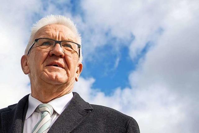Kretschmann hat nach Triumph die Wahl zwischen Grün-Schwarz und Ampel