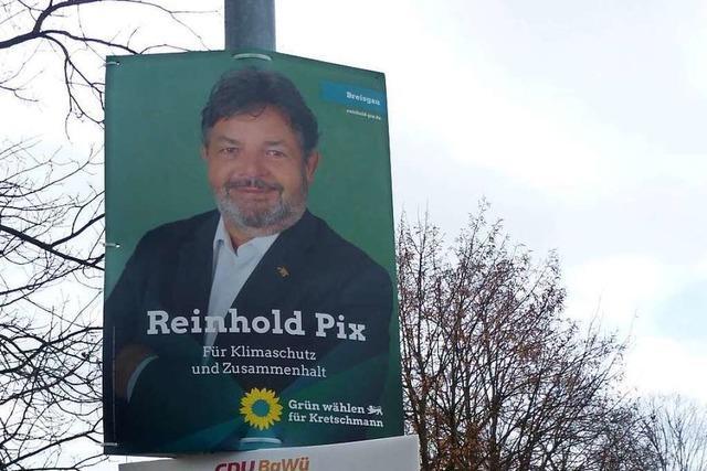 Ein imposanter Doppelsieg für die Grünen im Breisgau und in Freiburg I