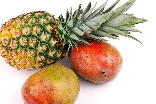 Warum man beim Kauf von exotischen Früchten dem Klima schadet
