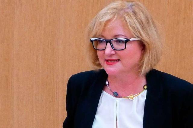 Knappes Ergebnis: Sabine Hartmann-Müller (CDU) bleibt im Landtag