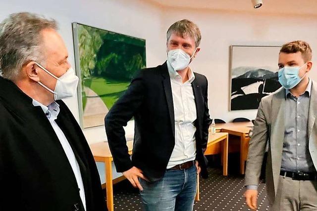 Der Wahlkreis Lörrach ist weiter mit zwei Abgeordneten im Landtag vertreten