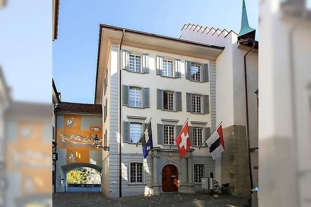 Kunstdiebstahl aus dem Badener Stadthaus bis heute nicht aufgeklärt
